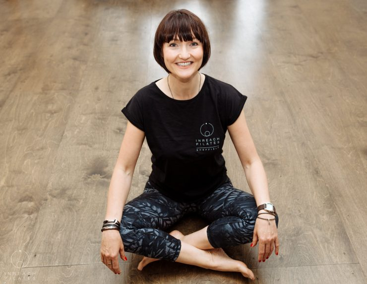 InReach Pilates - Classes - Louise