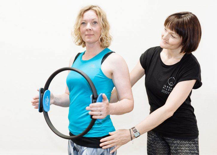 Pilates Sheffield Class - Jeni and Louise