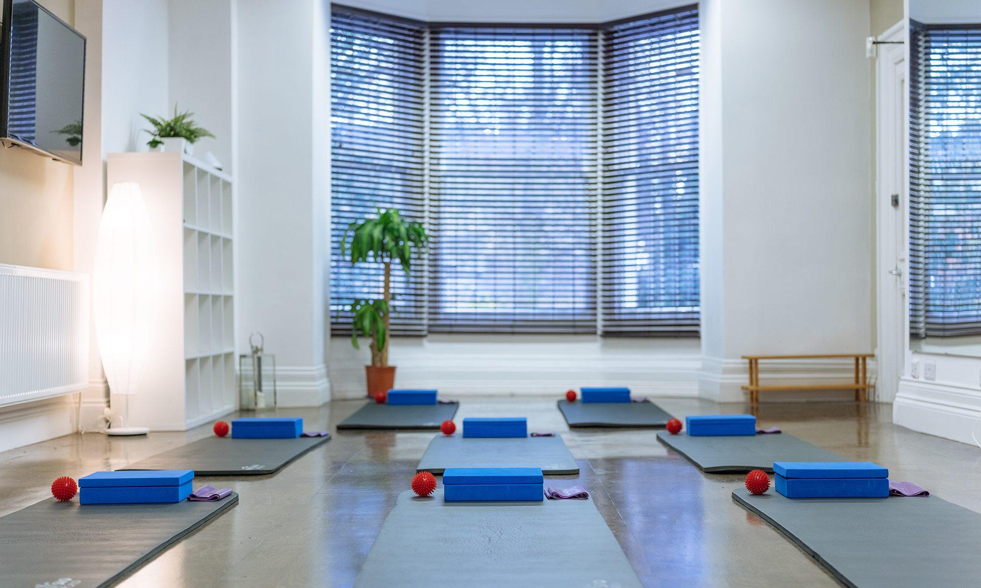 inReach Pilates - Studio - Sheffield