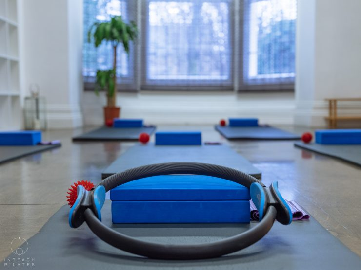 Magic circles in the Pilates Studio