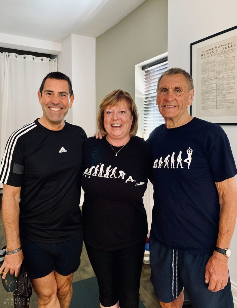 Pilates Family Photo