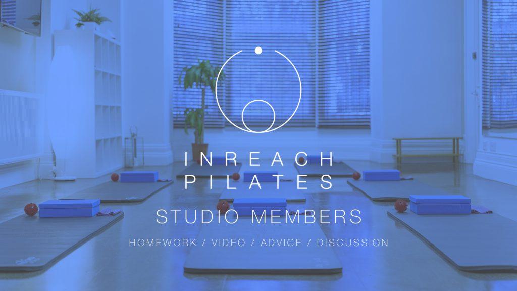 InReach Pilates - Studio Members Facebook Group