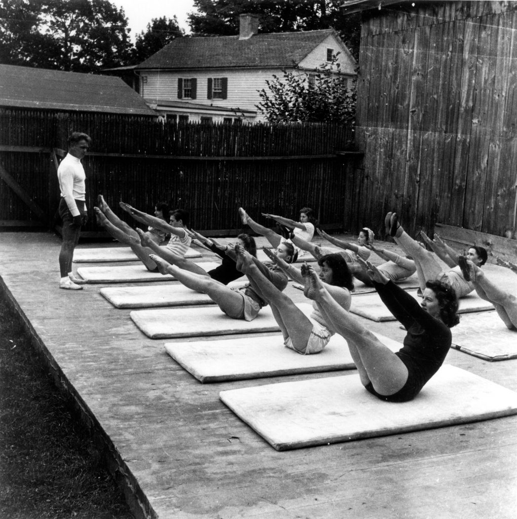 Joseph Pilates - About Pilates - History Photo