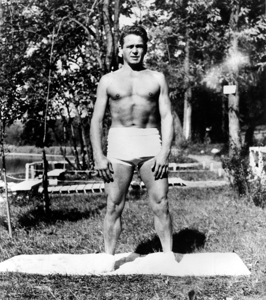 Photo of Joseph Pilates - About Pilates
