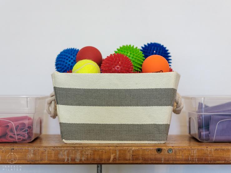 Pilates Studio - Balls