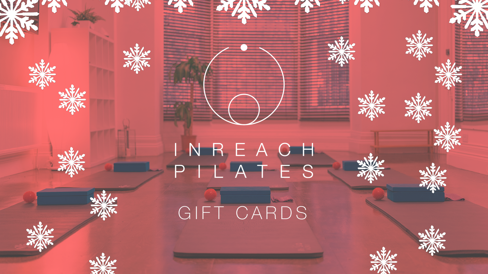 InReach Pilates Online - Gift Cards