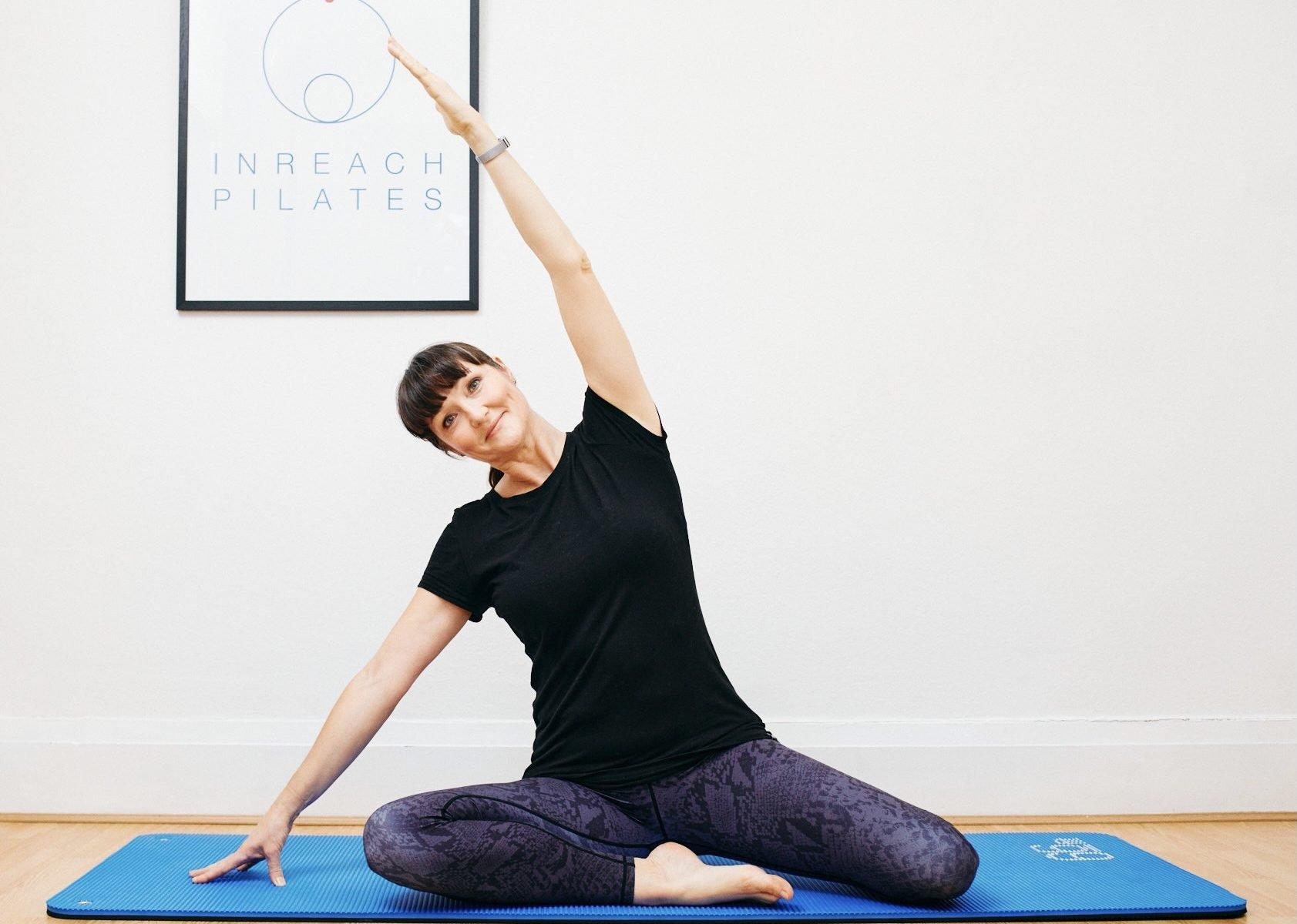 Pilates Classes in Sheffield Studio - Louise